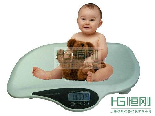 宝宝健康秤